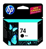 Original HP 74 ink cartridge (CB335WN) works with: HP Deskjet D4260. HP Officejet J5788, J6480. HP Photosmart C4342, C4344, C4382, C4384, C4435, C4440, C4524, C4540, C4550, C5540, C5550.Print in incomparable detail. Text and graphics appear c...