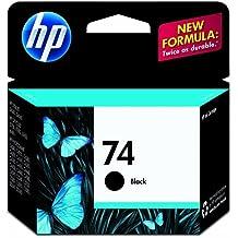 HP CB335WN 74 Ink Cartridge, Black