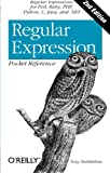 This handy little book offers programmers a complete overview of the syntax and semantics of regular expressions that are at the heart of every text-processing application. Ideal as a quick reference, Regular Expression Pocket Reference covers the...