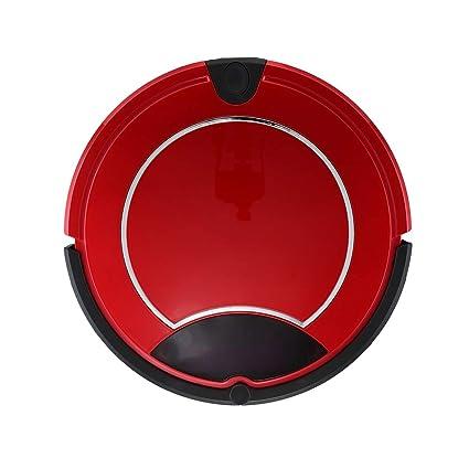Robot Aspirador,Limpieza del Hogar Robot, con Control Remoto Succión Fuerte Tecnología De Detección