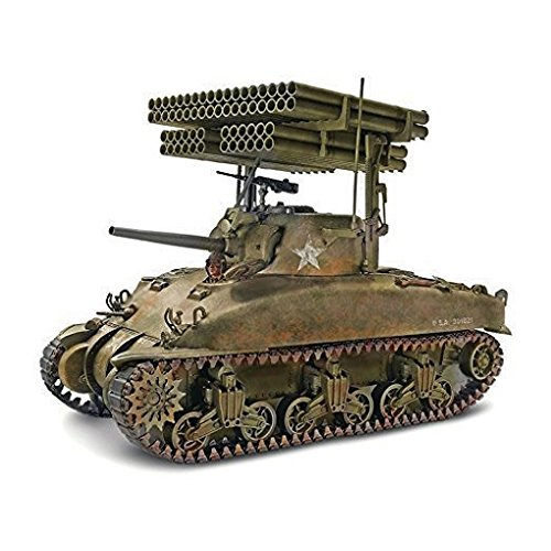 (Revell/Monogram Sherman M4A1 'Screamin' Mimi Model Kit)