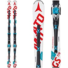 Atomic Redster Doubledeck 3.0 GS Race Skis with X 12 TL Bindings