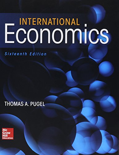 International Economics with Connect Access Card with LearnSmart Access Card