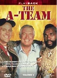 A-Team: Season Four DVD Region 1 US Import NTSC: Amazon co uk: DVD