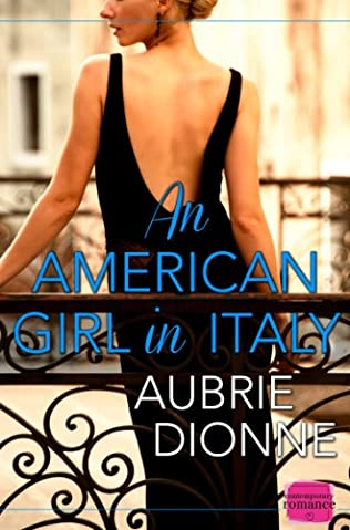 book cover of An American Girl in Italy