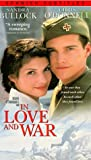 DVD : In Love & War [VHS]