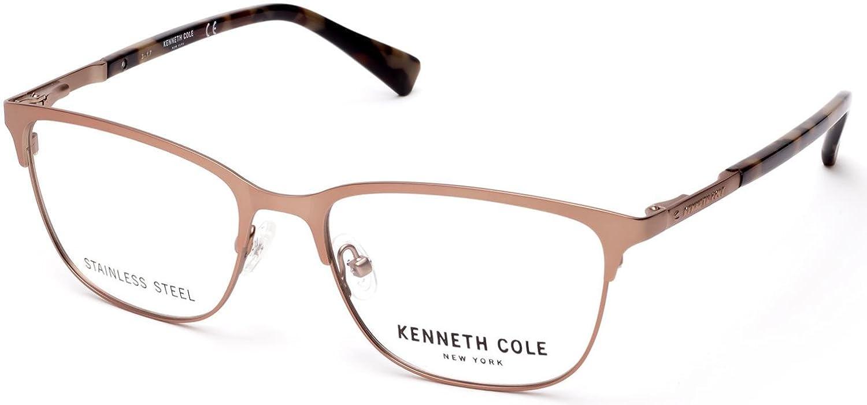 Eyeglasses Kenneth Cole New York KC 0269 029 matte rose gold