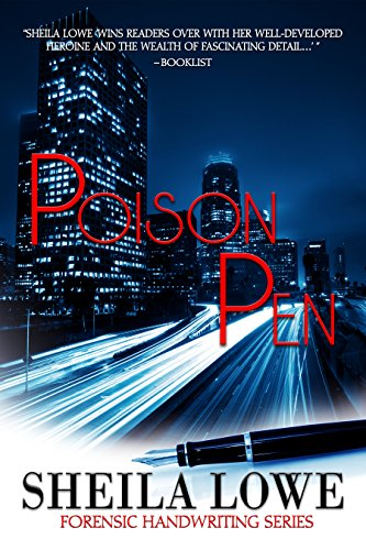 Poison Pen (Forensic Handwriting Mystery Book 1)
