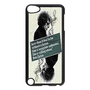 LSQDIY(R) Bob Dylan iPod Touch 5 Custom Case, High-quality iPod Touch 5 Case Bob Dylan
