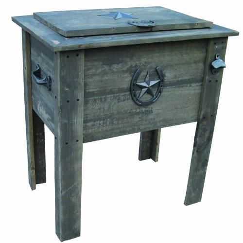 Amazon.com : Country Cooler, 54 Quart (Older Model) : Rustic Cooler :  Garden U0026 Outdoor