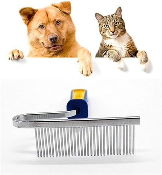 Peine Perro Cepillo Perro Pelo Largo A peinando cepillos Gato ...