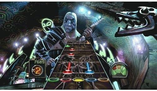 Activision Guitar Hero III: Legends of Rock - Xbox 360 - Juego ...
