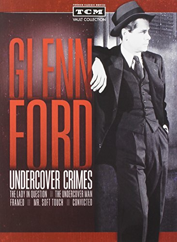 Glenn Ford: Undercover Crimes DVD - Bondi Glass