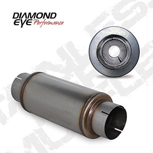 Diamond Eye 560020 Muffler -