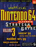 Nintendo 64 Ultimate Strategy Guide, Bart Farkas, 0782123198
