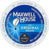 Maxwell House Original Roast Coffee K-Cup Pods, 48 Count (Ships in Manufacturer's Retail Packaging)