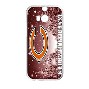 HTC One M8 Phone Case White Chicago Bears VBN7164518