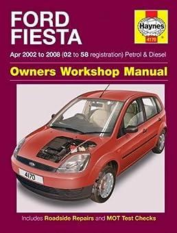 ford fiesta haynes publishing 9780857339737 amazon com books rh amazon com Haynes Manual Pictures Back Haynes Manuals UK