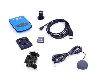 Racelogic VBox - Kit de Accesorios Deportivos con Antena GPS magnética y Ventosa: Amazon.es: Deportes y aire libre