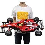 1:6 RC F1 Formula car model remote radio control f1 Sport racing car high speed large Size:77x34x19.5cm