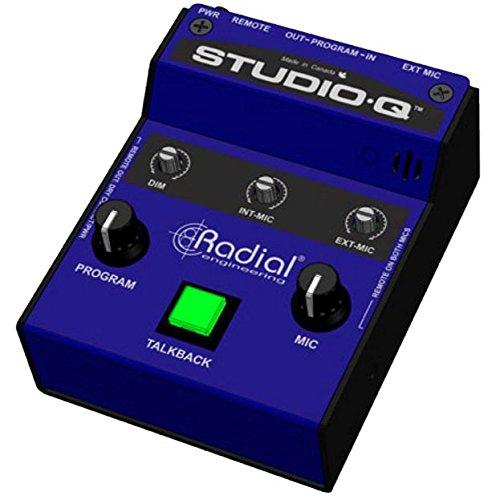 (Radial Engineering Studio Q Talkback )