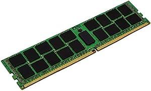Kingston Technology 16GB DDR4-2400MHz Reg ECC Single Rank Memory for Select HP/Compaq Servers (KTH-PL424S/16G)