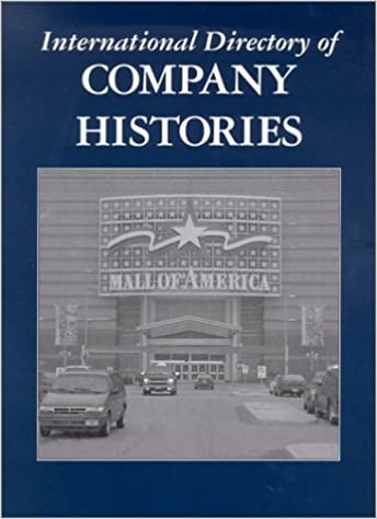 International Directory of Company Histories: Vol 45: Amazon co uk