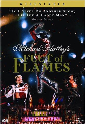 DVD : Anne Buckley - Feet of Flames (DVD)