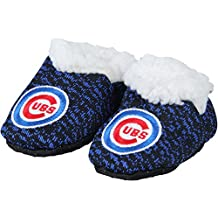 Forever Collectibles FOCO MLB Infant Knit Baby Bootie Shoe
