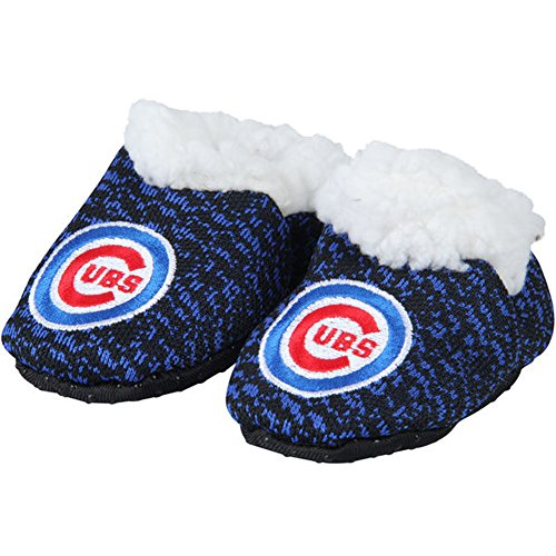 Chicago Onesie Cubs (Forever Collectibles FOCO MLB Infant Knit Baby Bootie Shoe (Chicago Cubs, S (0-3M)))