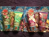 BAKUGAN Shampoo & Shower Gel with Bathtub Sticker (asst.flavors)