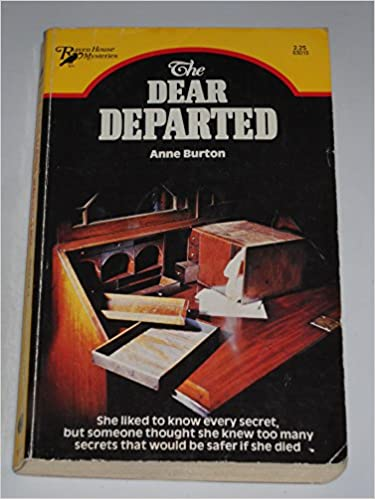 Book The Dear Departed