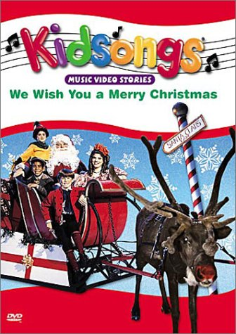 Amazon.com: Kidsongs - We Wish You a Merry Christmas: The Kidsongs ...