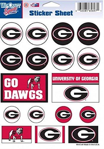 georgia bulldogs sheets - 2