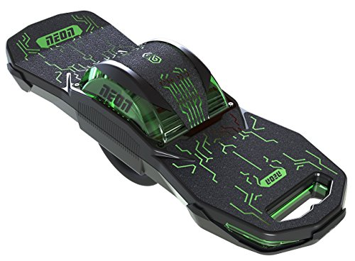 Neon Nitro 8 - Self Balancing One Wheel Board (Green)
