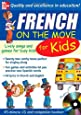 French On The Move For Kids (1CD + Guide)