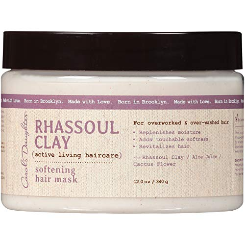 Carol's Daughter Rhassoul Clay, For Overworked & Over-Washed Hair, 12 oz