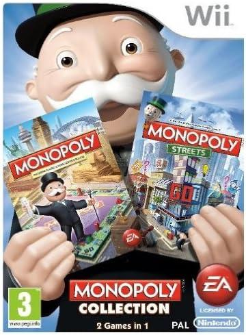 Monopoly collection [Importación francesa]: Amazon.es: Videojuegos