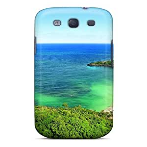 Waterdrop Snap-on Exotic Isl Case For Galaxy S3
