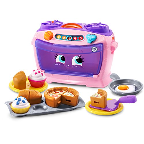 (LeapFrog Number Lovin' Oven, pink (Amazon Exclusive))