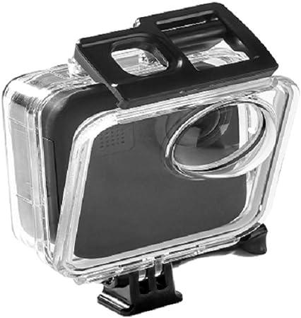 NANAD - Funda Impermeable para GoPro MAX, Sumergible bajo el Agua, Carcasa Protectora para cámara de acción GoPro MAX 360, No nulo, como se Muestra en la Imagen, 1: Amazon.es: Hogar