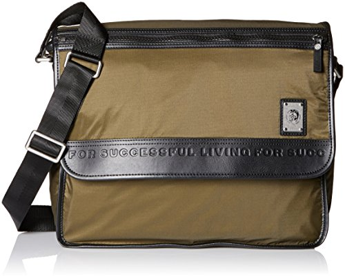 Diesel Men's Stay On The Road New Voyage, Olive Night, One Size