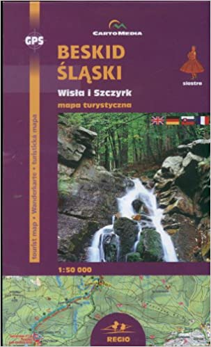 Beskid Slaski Wisla I Szczyrk Mapa Turystyczna 1 50 000 Unknown