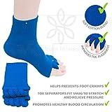 Triim Fitness Toe Separator Yoga Gym Sports Massage