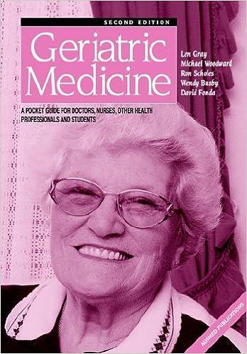 Book Geriatric Medicine