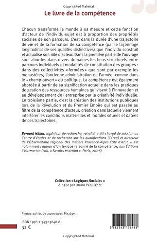 Le livre de la compétence: Trajectoires dacteurs et changement social (French Edition): Bernard Hillau: 9782343158488: Amazon.com: Books