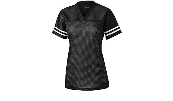 Joes USA Réplica de Camisetas de fútbol para Mujer en Tallas de Adulto: XS-4XL - Multi - Medium/Talla 40-42: Amazon.es: Ropa y accesorios