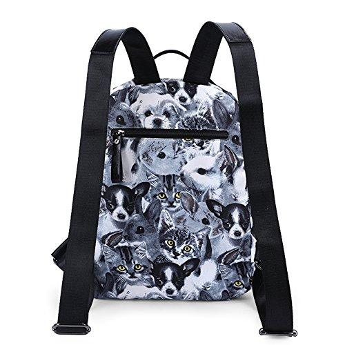 Multi a Student Bag Bag purpose Shoulder To Mini Bag RExwFqp116
