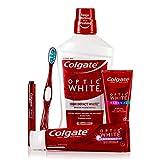 Colgate Optic White Overnight Teeth Whitening