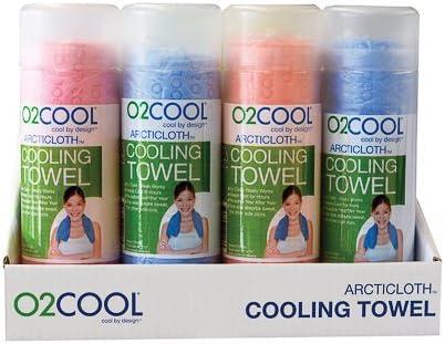 02Cool ArtiCloth Cool Towel Set